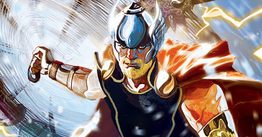 Thor #1 Review - Marvel Monday