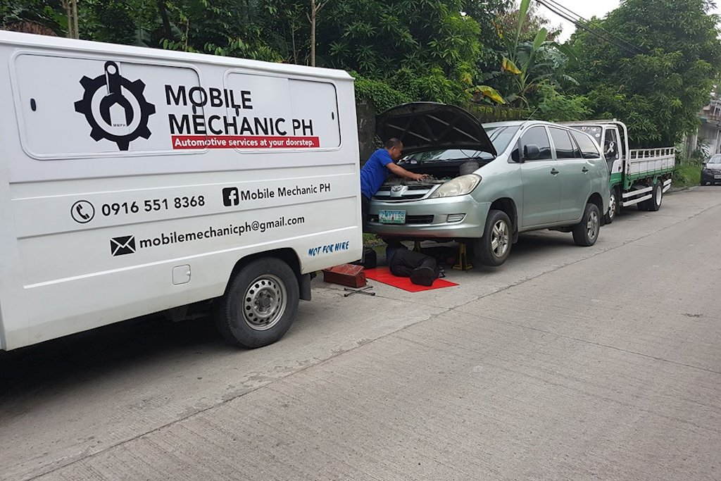 Mobile Mechanic Ph The Car Service Shop That Goes To You