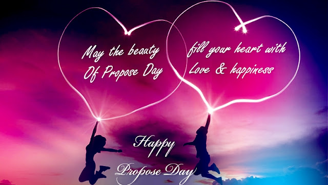 Happy Propose Day Facebook Cover Pictures 2018