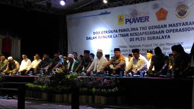 Panglima TNI : Santri Lebih Unggul Menghadapi Indonesia Emas Tahun 2045