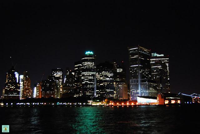 Ferry a Staten Island, planes gratis en Nueva York