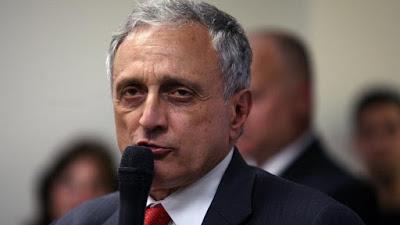 Carl Paladino, copresidente de la campaña del presidente electo de EE.UU., Donald Trump, en Nueva York.