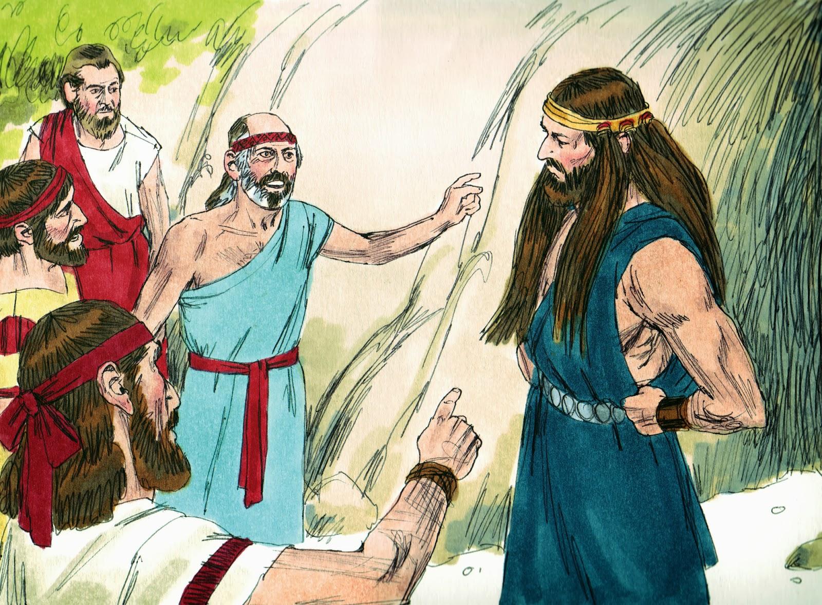 Bible Fun For Kids Samson Part 1