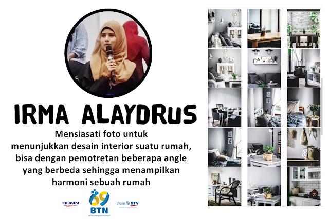 TaIkshow Irma Alaydrus Indonesia Properti Expo 2019