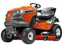 Husqvarna YTH18542 18.five HP Hydro Transmission Riding Lawn Mower