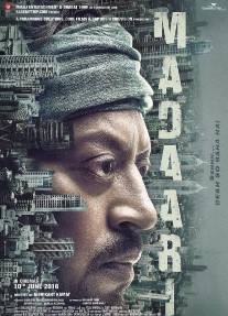 Madaari (2016) Hindi Movie DVDScr 700MB