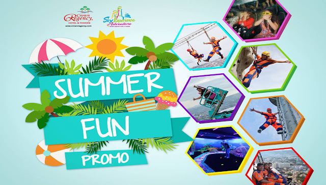 Cebu's Sky Experience Adventure Summer Rate Promo