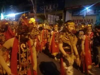Ijen culture festival will be commited at every year in banyuwangi