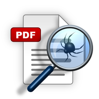 search text in pdf files using apache lucene