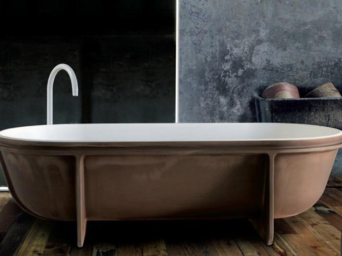 Vasca Da Bagno Freestanding By Rapsel Prezzo : Outlet ceramiche mobili da bagno sanitari rubninetteria