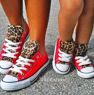 Gambar Sepatu Couple Ibu dan Anak 200056