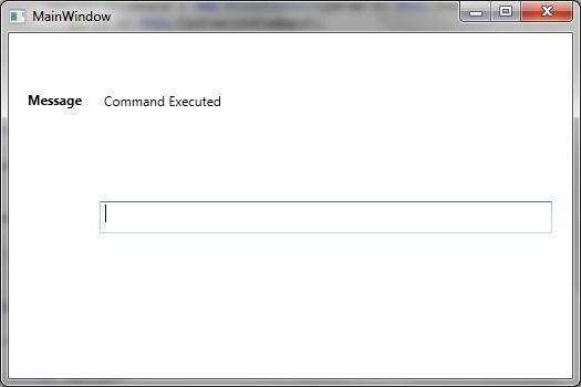 Xaml Update Textbox