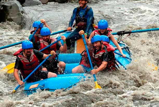 Aventura turística, vacaciones y naturaleza, turismo en Chimborazo, Tungurahua, Cotopaxi y Pastaza
