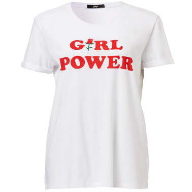 Sportsgirl Girl Power Tee | Cate Renée