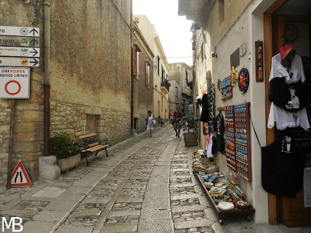 erice trapani sicilia