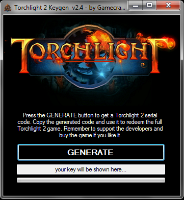 torchlight 2 crack