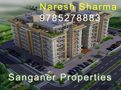 2BHK Flats in Sanganer