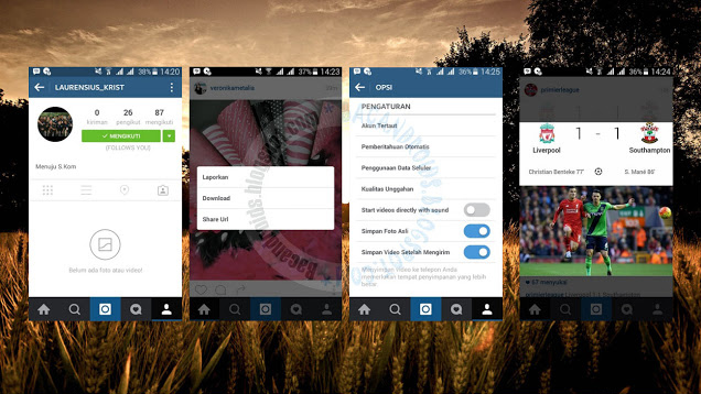 Instagram+ Plus Extra Mod Versi 7.16 With Save Foto Apk