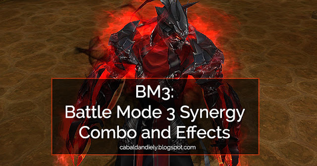 BM3: Battle Mode 3 Synergy Combo and Effects