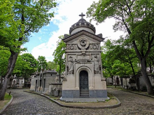 Friedhof Père Lachaise (Foto © Maike Grunwald)