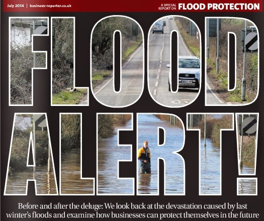 Flood Protection Report - Sunday Telegraph