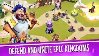 Hack Game Android Castle Creeps TD Mod Apk Unlimited Money for Android