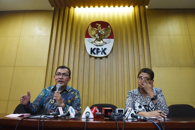 Wakil Ketua KPK Siap Dihukum Jika Rilis Surat Tak Sesuai Prosedur