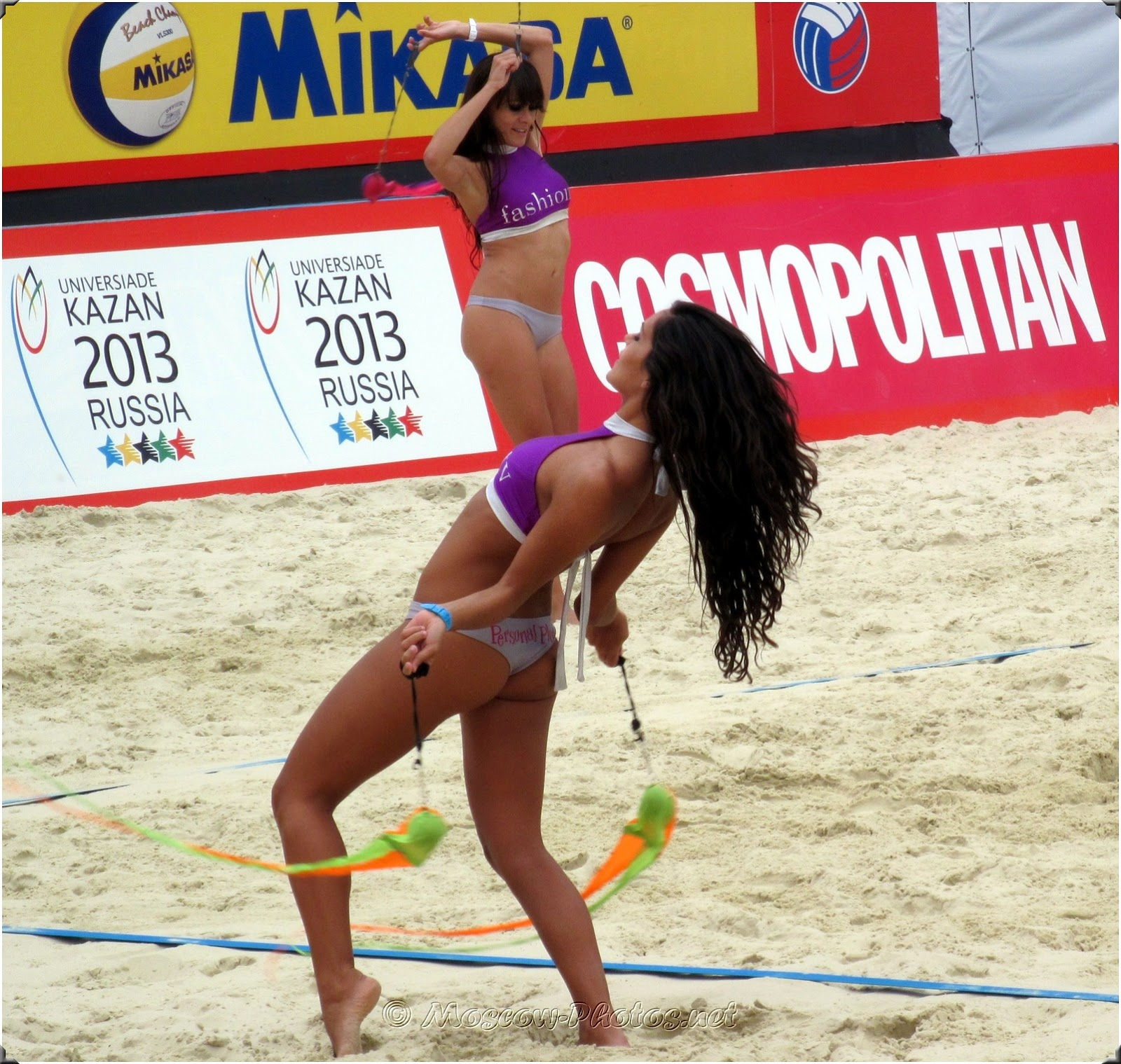 Beach Volley Girl