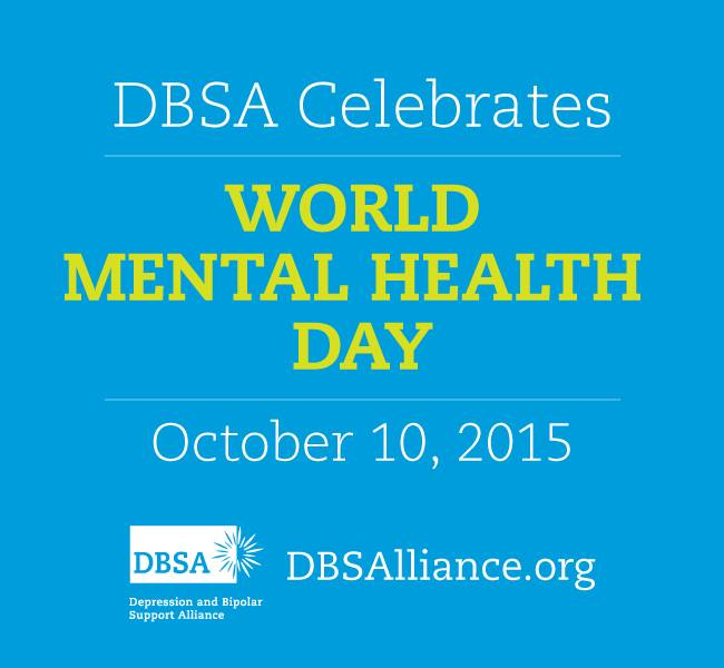 World Mental Health Day 2015
