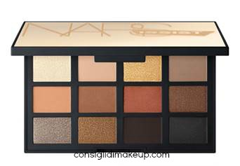 Preview: NARSissist Loaded Eyeshadow Palette - Nars