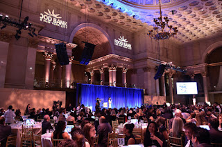 Cipriani Wall Street Centerpieces
