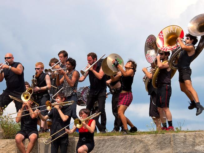 2016 The Skeleton Park Arts Festival
