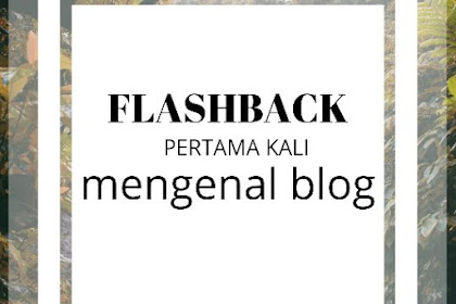 Bangga menjadi narablog yang baik dan harapan di tahun 2019