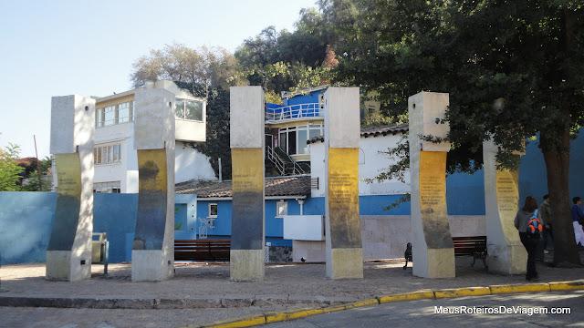 Museu La Chascona - Santiago