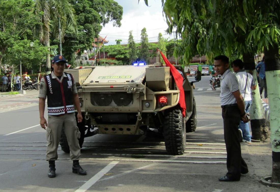 Ransus P6 ATAV Buatan PT. Sentra Surya Ekajaya