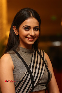 Actress Rakul Preet Singh Pictures at Abhinetri Audio Launch  0002.jpg