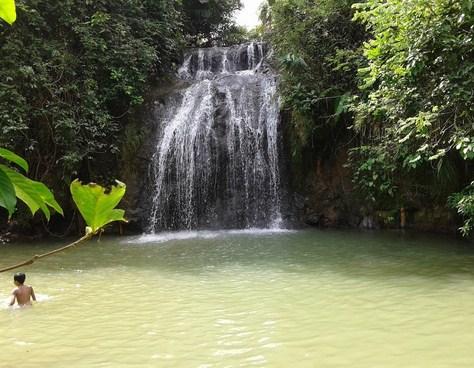 Pesona Keindahan Obyek Wisata Air Terjun Wanakara Di Mekarjaya Tasikmalaya Jawa Barat Ihategreenjello