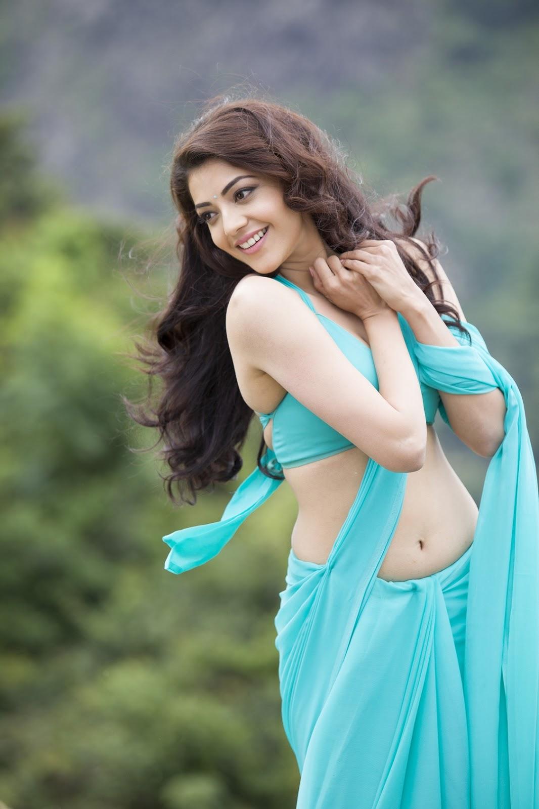 Kajal Agarwal Photo Shoot for Entha Varaku Ee Prema Movie