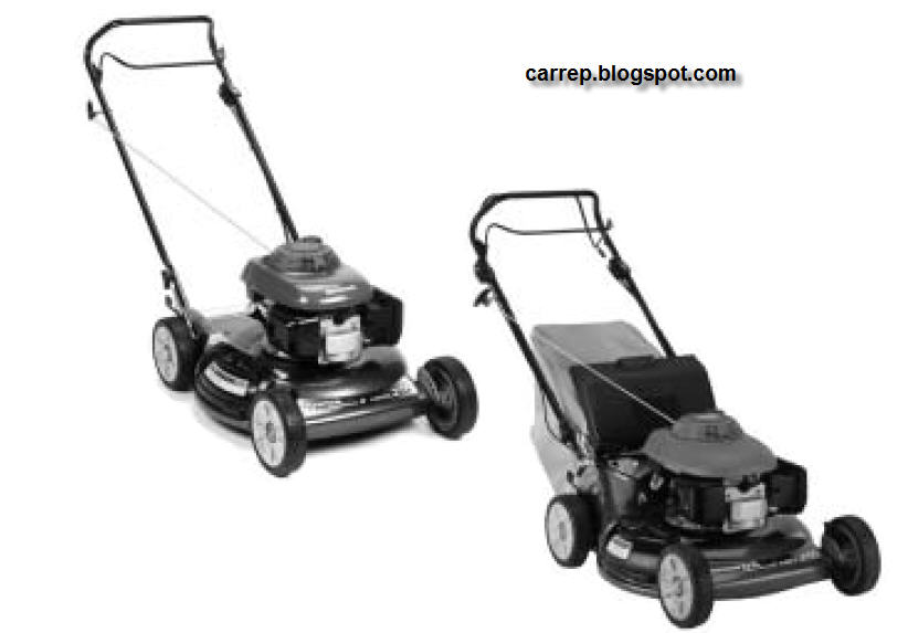 Lawn Mower 2012 Sn 312000001312999999 Parts Diagram For Engine And