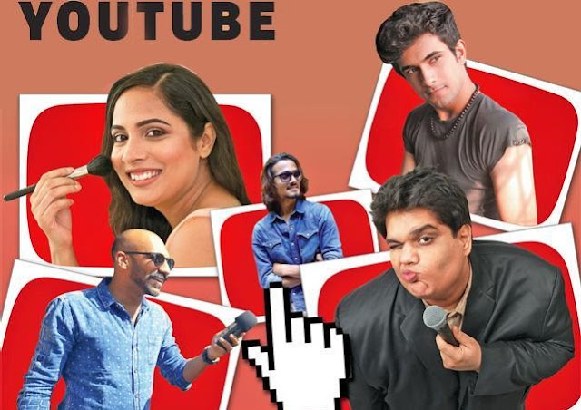 Meet India's top YouTube stars
