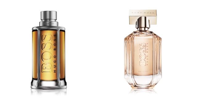 Hugo Boss parfumy
