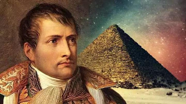 Ο Ναπολέων Βοναπάρτης και της μυστικιστική του εμπειρία μέσα στη Μεγάλη Πυραμίδα της Γκίζας