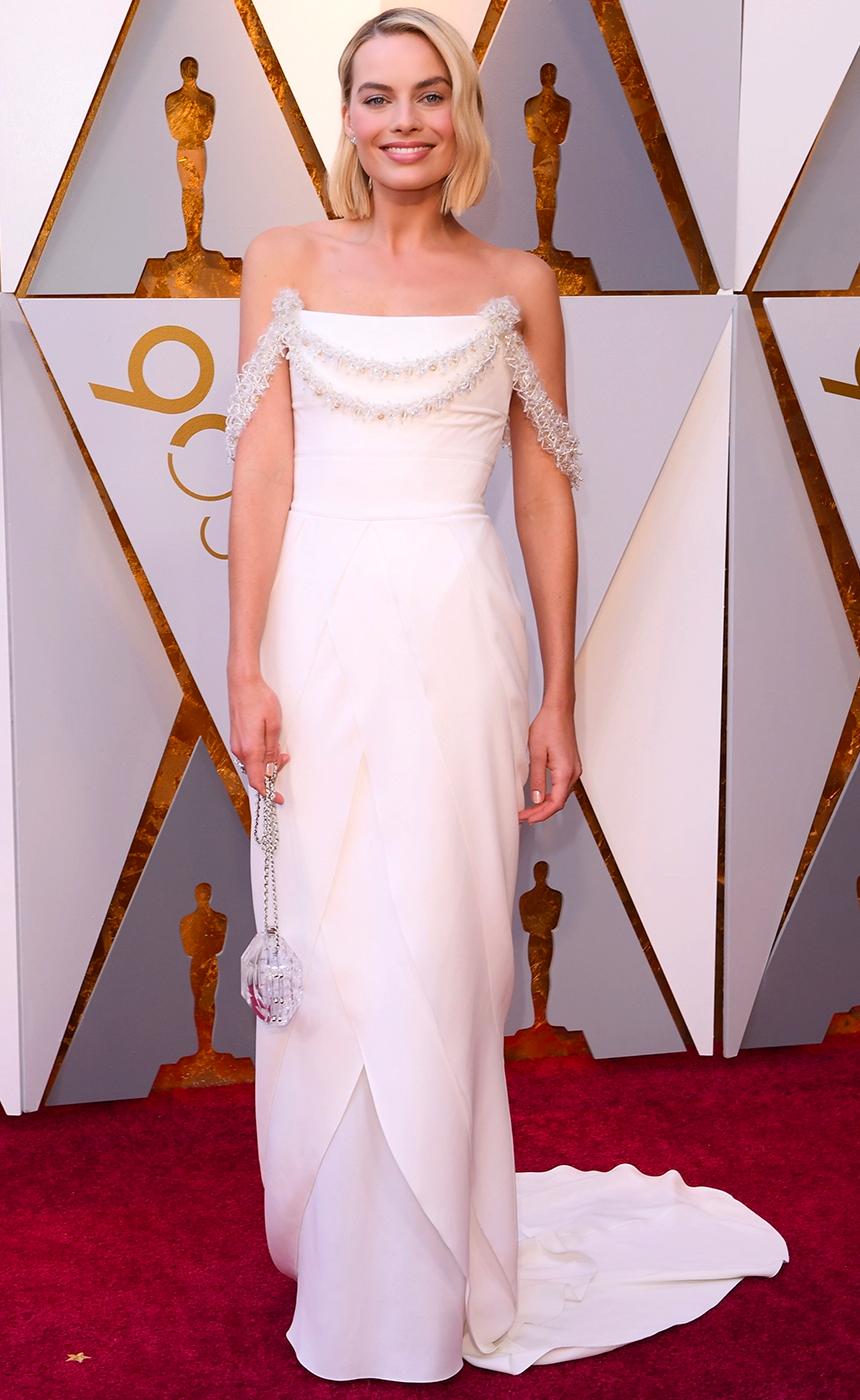 Margot Robbie 2018 Oscars