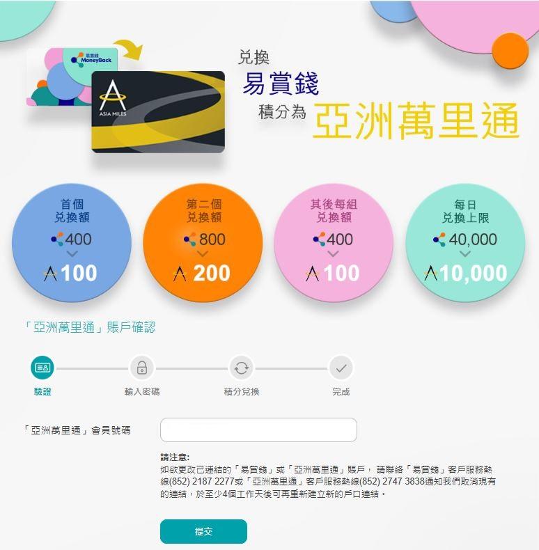 CreditBossHK 信用卡情報網 : 【介紹親友做Asia Miles會員,儲齊5個人每人可賺8,000里數】