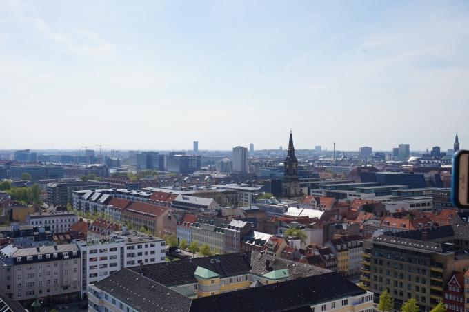 Kööpenhaminan parhaat näköalapaikat - Christianshavn Church of our saviours näköalatorni, Vor Frelsers Kirke