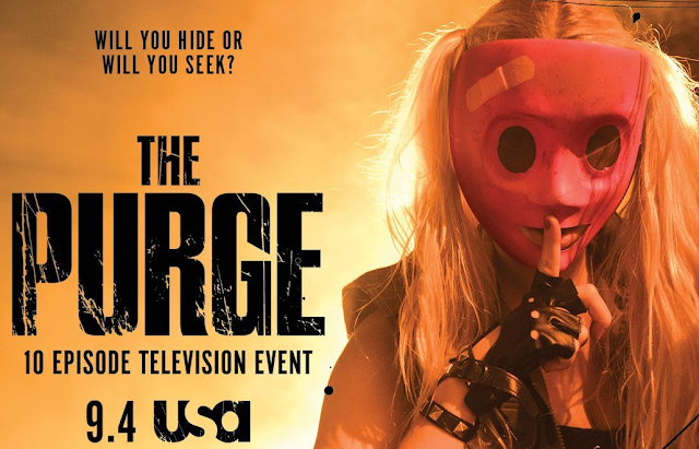 The Purge TV Series 2018