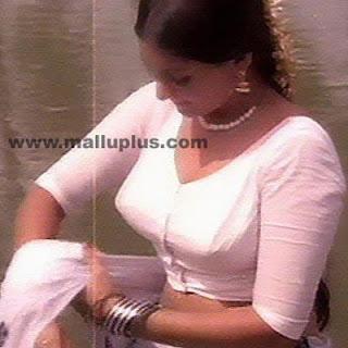 Tamil Actress Hot Blouse