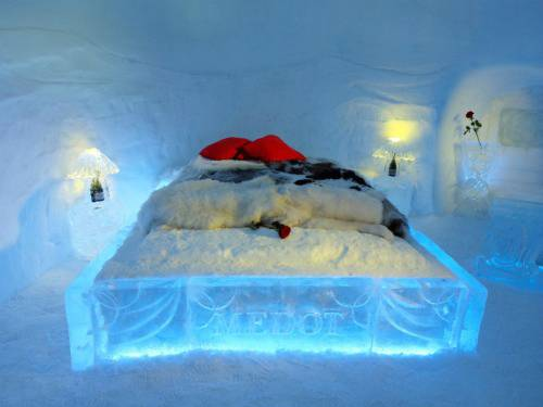 Igloo village slovenia