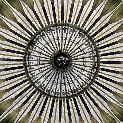 Izumo Dome Interior, Shimane, Japan