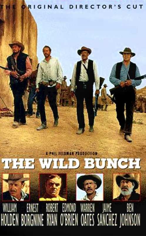 فیلم دوبله: این گروه خشن (1969) The Wild Bunch
